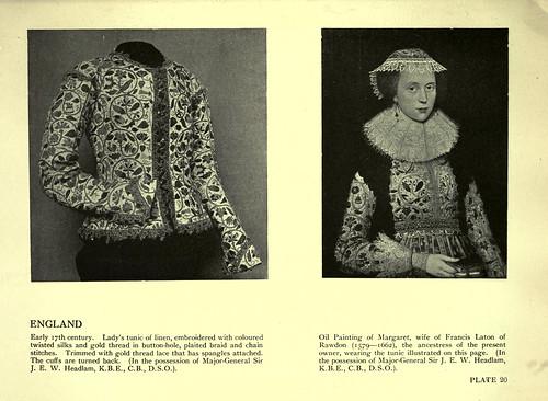 017-Bordados ingleses siglos XVI y XVII