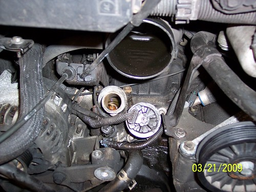 Astrosafari \u2022 Water Pump Replacement Thermostat Howtorhastrosafari: 1999 Chevy S10 Thermostat Location At Gmaili.net