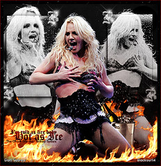 The Circus Starring : Britney Spears // [Hot as Ice] // To Blackout14 (Daniel Suarez) Tags: hot ice spears circus 14 dani blackout britney starring suarez the