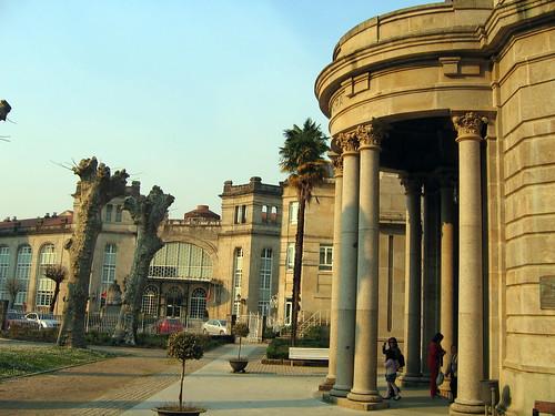 Balneario de Mondariz (Pontevedra) por orbellal.