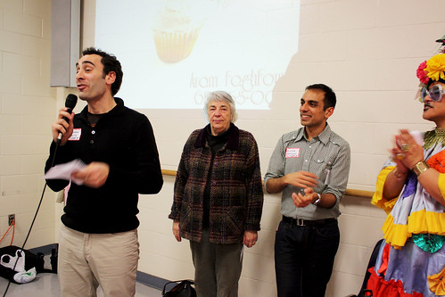 Judges from Cupcake Camp Ottawa