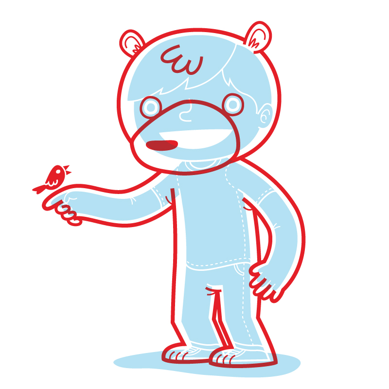 #059 - Bear Boy