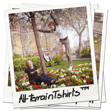 Tshirt Series - All Terrain TShirts™