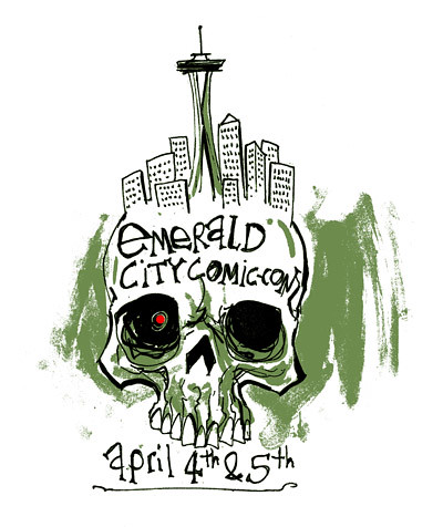 EMERALD CITY COMIC-CON!