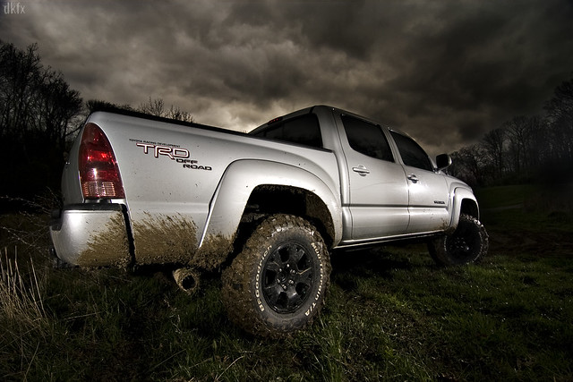 2005 canon offroad toyota tacoma toyotatacoma trd 4dr 40d tokina1116f28 dkfx dkfxphotography trdoffroadpackage