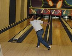 Bear Bowling at Nokomis Lanes 16