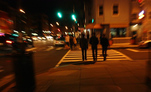 U Street Blur - Washington, DC - Truth About It.net