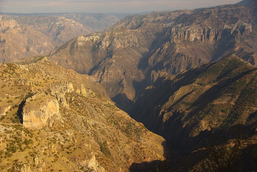 Copper Canyon in Northern Mexico