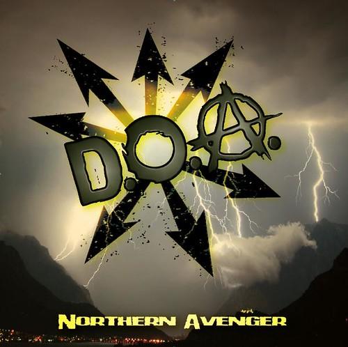 Kanadski hardcore-punkeri D.O.A u Zagrebu