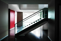 Light and shadow (Halsemann.) Tags: world light art architecture modern germany deutschland design licht interior space innenarchitektur architectural clean future architektur sauber interiordecoration halsemann