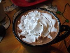 Hot Chocolate at ACKC, Washington, DC