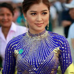 Myanmar Beautiful model myanmar celebrity hot