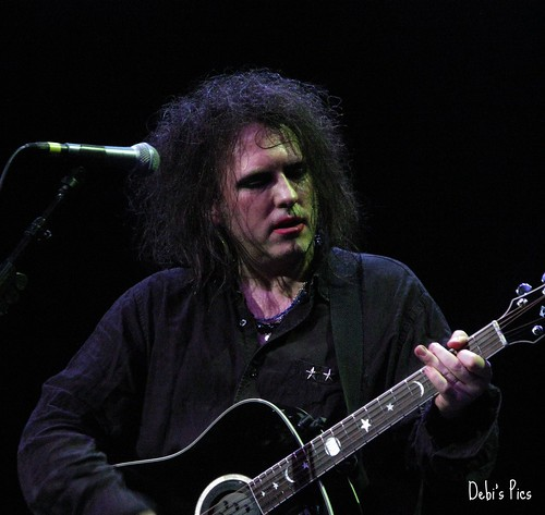 THE CURE- VEGAS 4/09