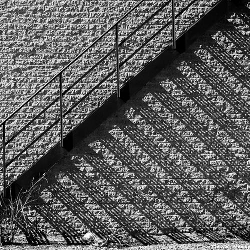 Escalier fuyant