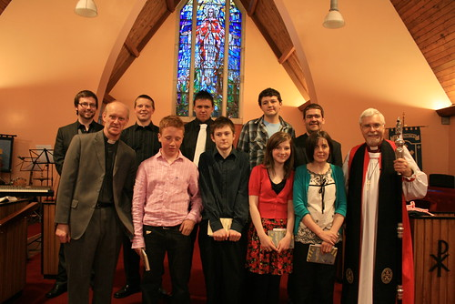 Dundonald Confirmation 2009