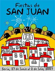 Cartel San Juan 2007