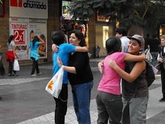 Abrazos Gratis Santiago