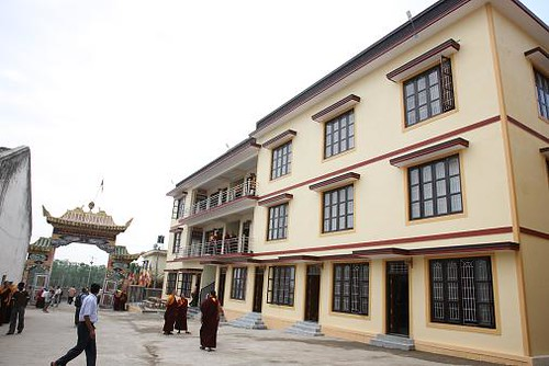 New Office Building for Ngagyur Nyingma Institute