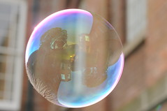 Popping Soap Bubble (richard.heeks) Tags: wow amazing time pop richard bubble moment capture incredible explode breakup surprising popping soapbubble exploding implode heeks imploding sooc