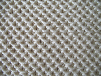 Slip Stitch Honeycomb The Walker Treasury Project