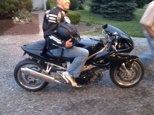 97 Tl 1000 S Stretched And Dropped Gsxr Com