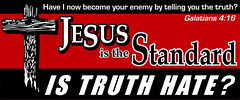 IS TRUTH HATE BANNER