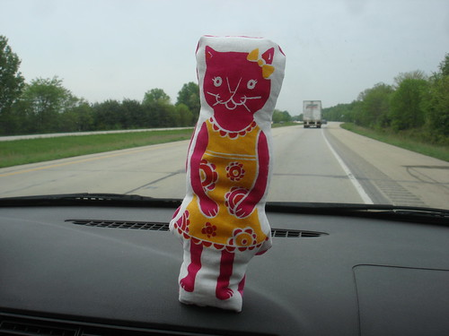 Polly's on a ROAD TRIP!