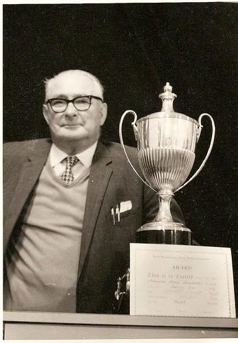 1971 NWBBA trophy