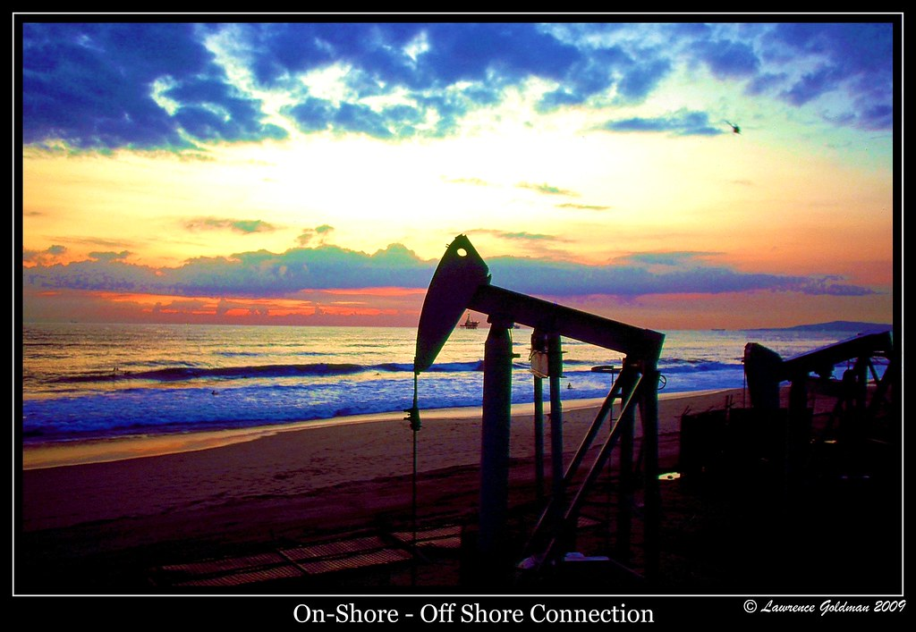 On Shore Off Shore Connection