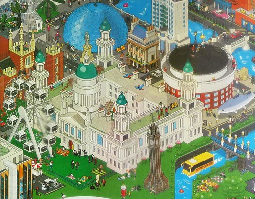 Sim City - Belfast City Hall
