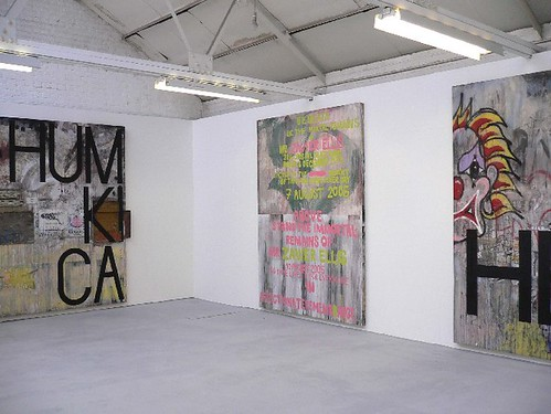 Installation View, 2005