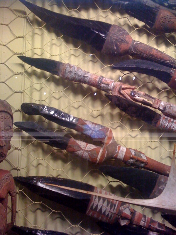 obsidian spears