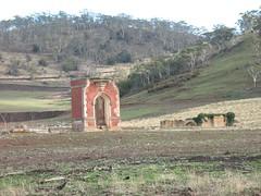 ruins (Agnes Milowka) Tags: sunset sunrise tasmania tassie