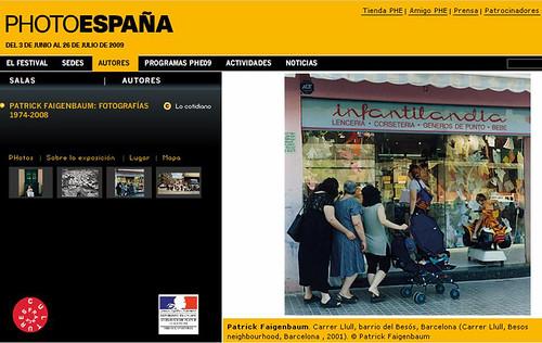 Photoespaña 2009
