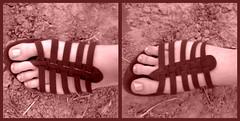 piepi... ( [G]iulia Bindi Photographer - Giulinak8 -) Tags: collage fetish ego colori ritratto 2009 piedi primopiano scarpe bellezza sensualit dasopra cnpippo doppiosdoppio