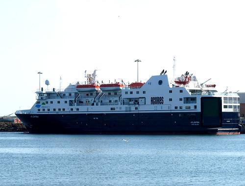 barco açores