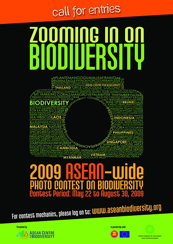 ACB photo competition - Zooming in on Biodiversity