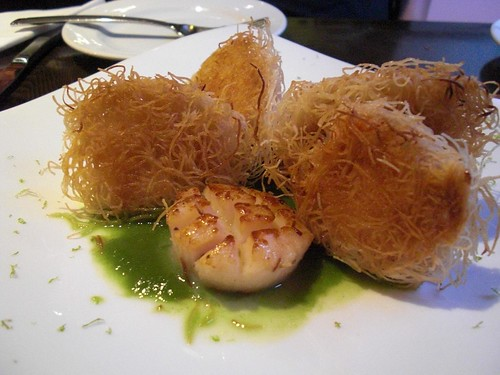 shrimp and scallop special