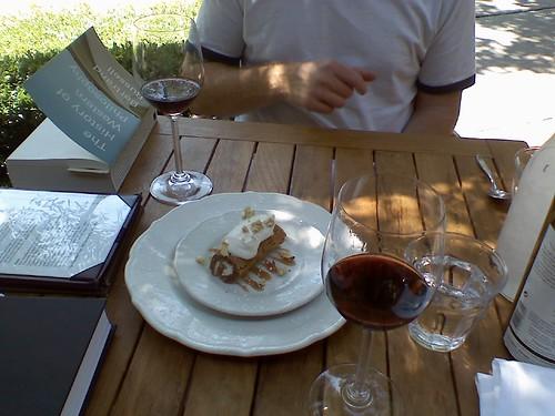 Dessert at Tucos