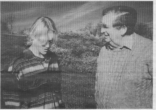 Denis Healey and me: 1994
