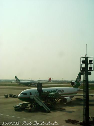 大園飛機起降私房景點|長榮航空員工餐廳