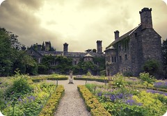 Gwydir Castle, Wales (Michelle in Ireland) Tags: uk house building castle gardens wales cymru historical bb touristattraction gwydir 16thcentury gwydircastle blueribbonwinner manorhome anawesomeshot citrit worldwidelandscapes