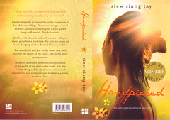 "Where Have my Photos Appeared?: ""Handpicked"" a Novel by Siew Siang Tay (Craig Jewell Photography) Tags: book published iso used cover novel handpicked harpercollins orangeblossoms unknownflash siewsiangtay craigjewellphotography"