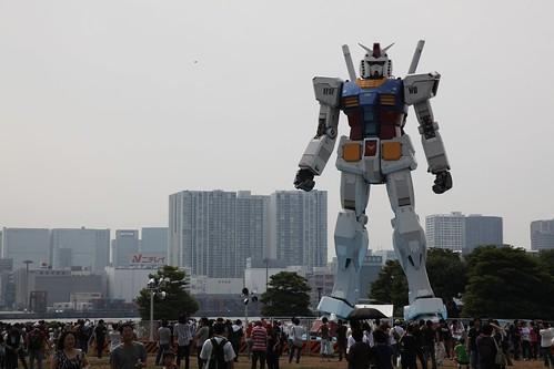 RX78-2 Odaiba GUNDAM お台場ガンダム