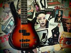 Electric Guitar (Pinhole)