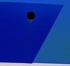 the ship (htakat) Tags: blue sea sky abstract texture composition movement ship hole geometry shapes minimal fantasy simplicity minimalism haphazartblue haphazartsquare