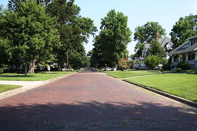 brickstreets