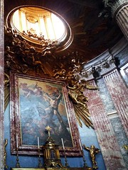 Sant'Andrea al Quirinale Altar Lantern