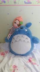 Lili and Totoro