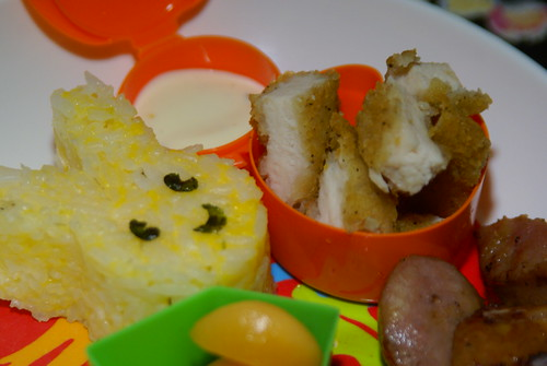 Happy Bento Food 1